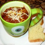 Easy Gluten Free Crockpot 4 Bean Chili Recipe
