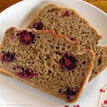 Gluten Free Blackberry Bread Recipe