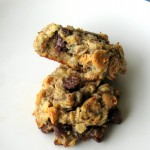 Gluten Free Almost Healthy Oatmeal Cookies Recipe