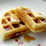 "Gluten Free Overnight Yeast Waffles Recipe: Great with Syrup & Fabulous as a ""Waffle""wich!"