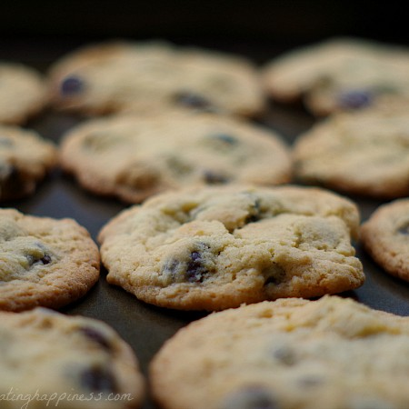 The classic Nestle Tollhouse chocolate chip cookie made gluten free!
