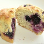 Gluten Free Lemon Blueberry Muffins Recipe