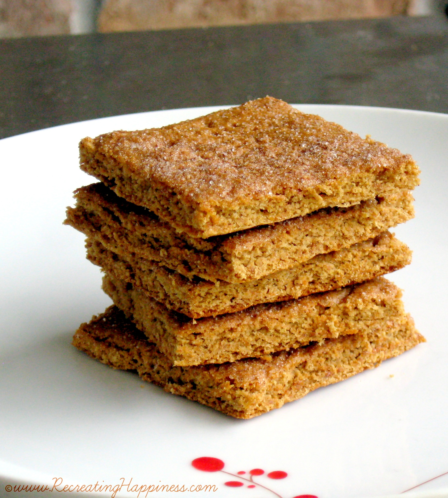 ... Revisited & Revised!* Gluten Free Graham Crackers Recipe: Healthy Too