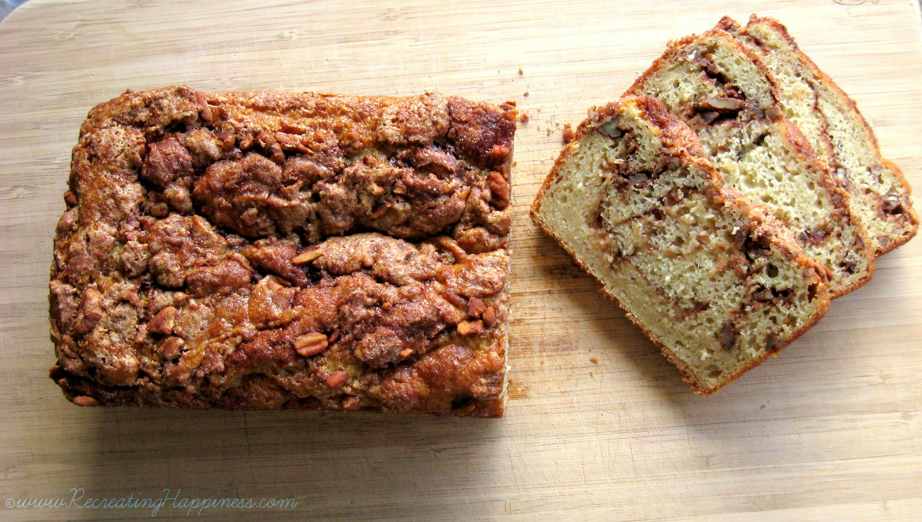 Cinnamon, pecans, ricotta, breakfast, and dessert are just a few of my ...