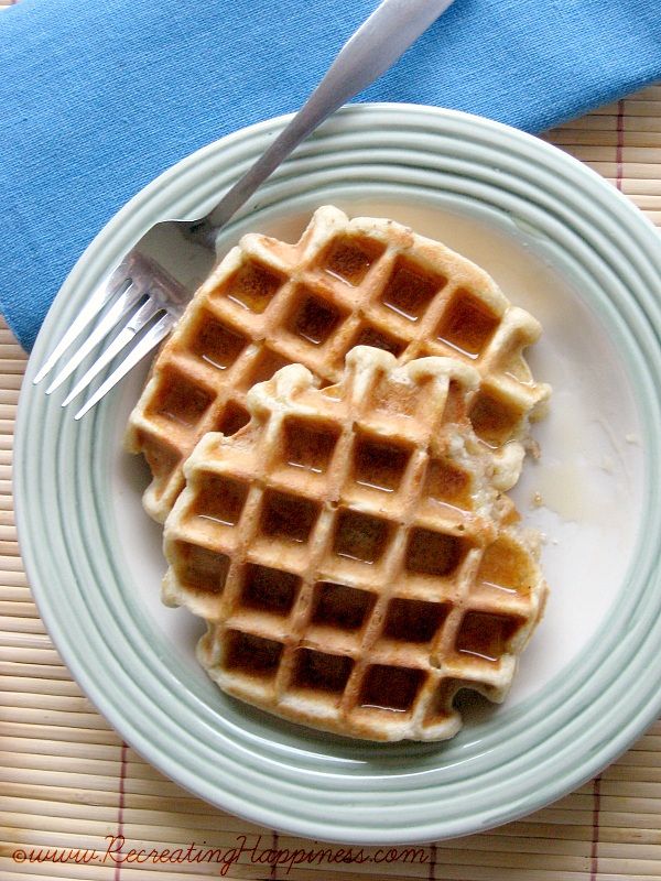 Healthy Waffle Recipes That Put Them Back in the Spotlight forecast