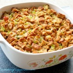 Ina's Apple & Herb Stuffing / Dressing Made GF {Pinterest Submission #2}