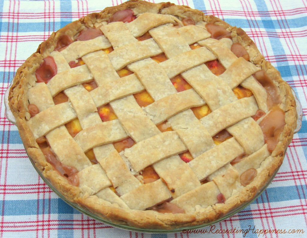 Gluten Free Lattice-top Pie Crust