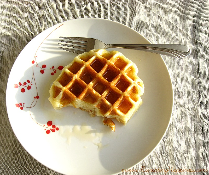 Buttermilk Waffles | Gluten Free Recipe