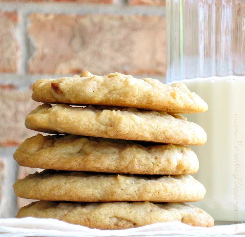 White Chocolate Macadamian Nut Cookies (GF/CF) Recipes — Dishmaps