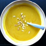 Butternut Squash, Pumpkin, & Sweet Potato Soup