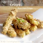 Crispy Baked Zucchini Fries – Two Ways