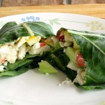 Collard Greens Wraps