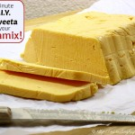 {5-Minute} Homemade Velveeta Cheese in a Blender