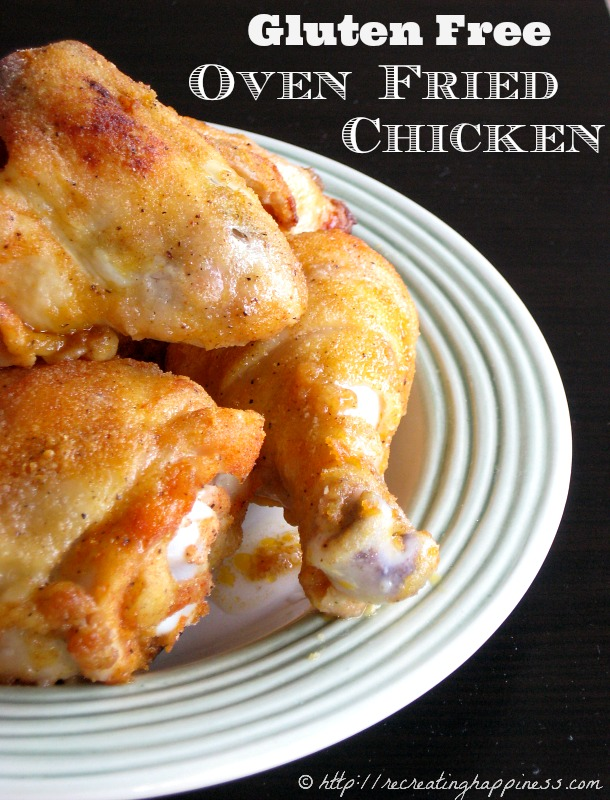Crispy Gluten Free Fried Chicken Recipe — Dishmaps