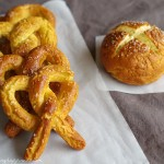 Gluten Free & EXACTLY like regular Soft Pretzels!!