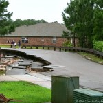 Taking the Dive: School, Kitchen Re-Do, and Sinkholes?