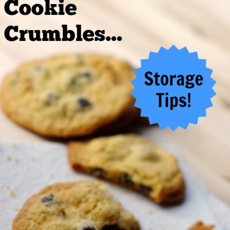 Why Gluten Free food crumbles!