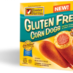 Review {and Giveaway!}:  Foster Farm's new Gluten Free Corn Dogs