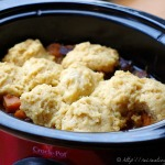 Dumplings! Crockpot or Stove Top! Gluten Free! <-- As Always
