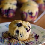 {Copycat} Betty Crocker Blueberry Muffins: Gluten Free as Always!