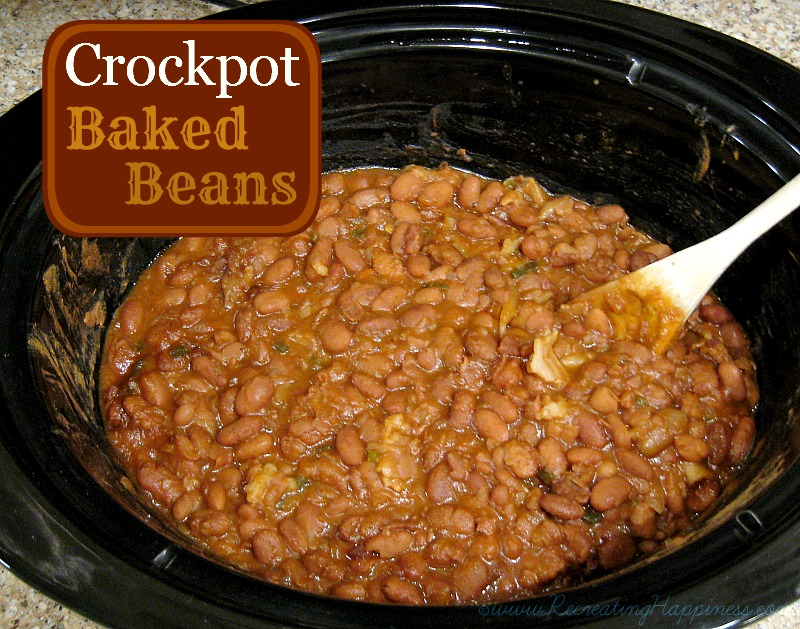 Kitchen Sink Baked Beans